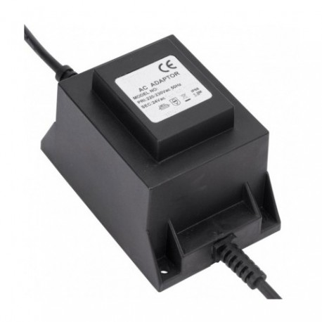 Transformador 12VAC/360W IP68