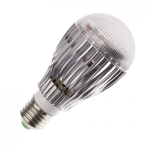 Bombilla LED E27 RGB 5W