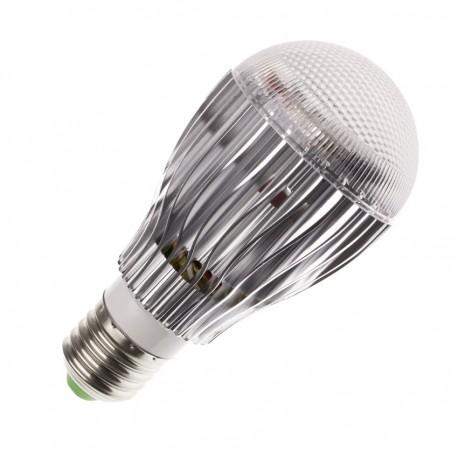 Bombilla LED E27 RGB 9W